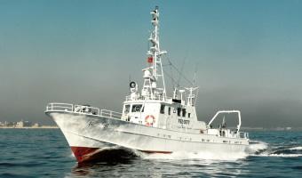 調査指導船「拓水」