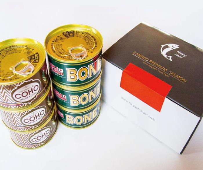 缶詰2種のセット